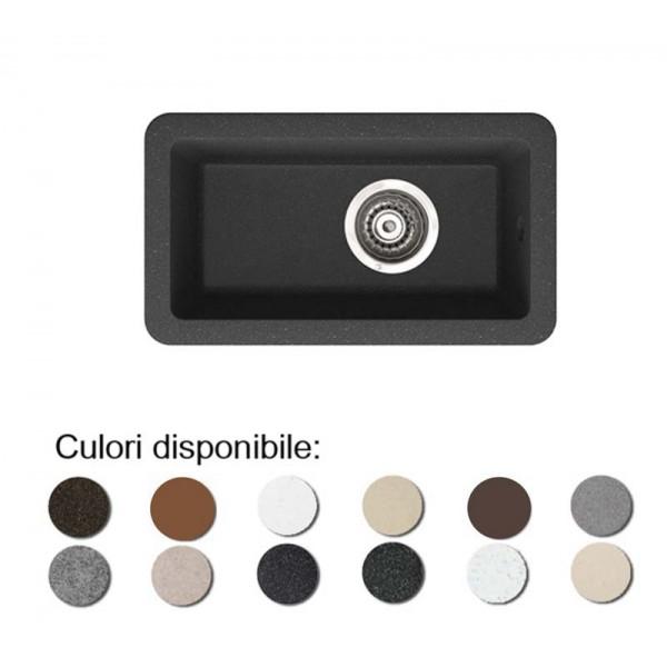 Baterie cada CasaBlanca LYRA BLY11-A alb