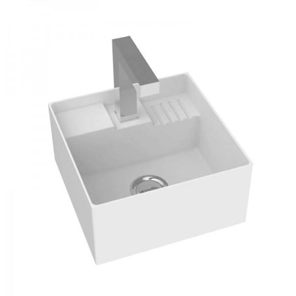 Chiuveta bucatarie granit compozit anticalcar 1 cuva dreptunghiulara ingusta VOGA II