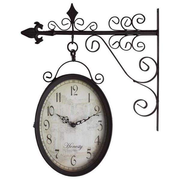 Ceas de gară Robin Hood