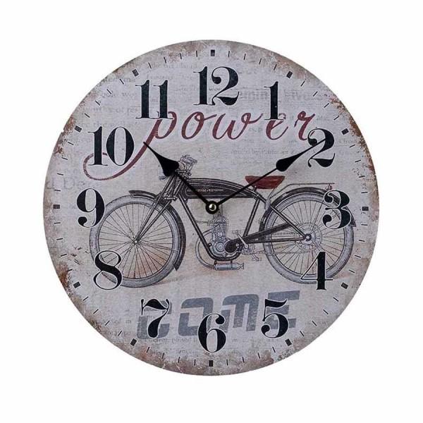 Ceas de perete Bici