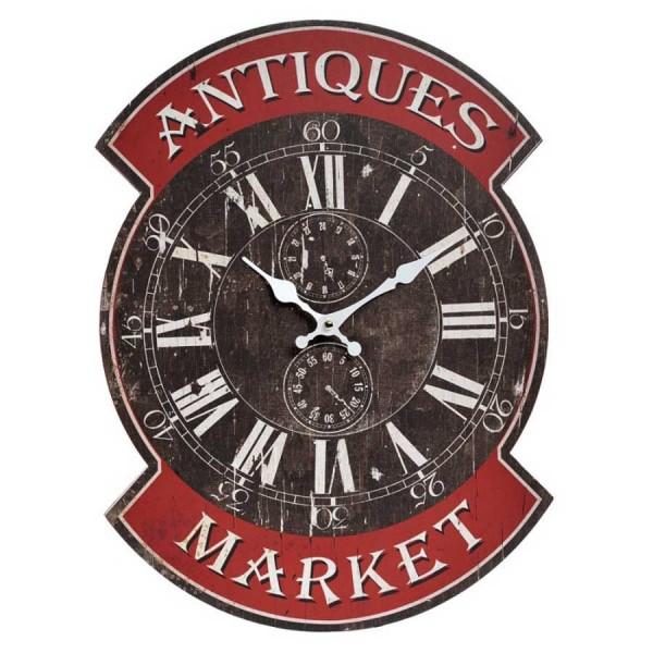 "Ceas de perete ""La piaţă"""