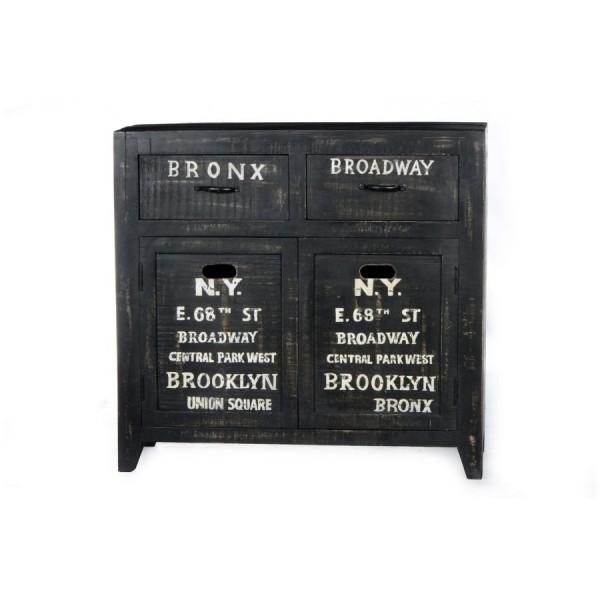 Cabinet cu uși și sertare NY Loft