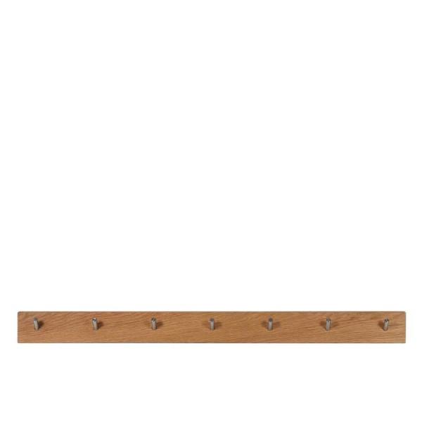 Cuier din lemn de stejar Zeke II Oak
