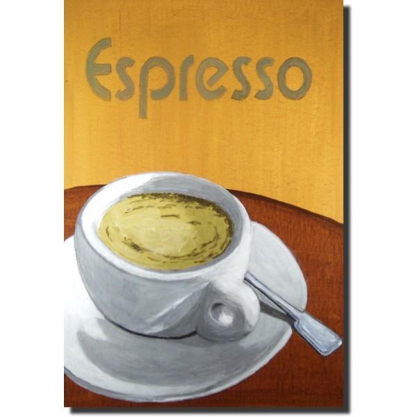 Tablou Canvas | Coffee Board