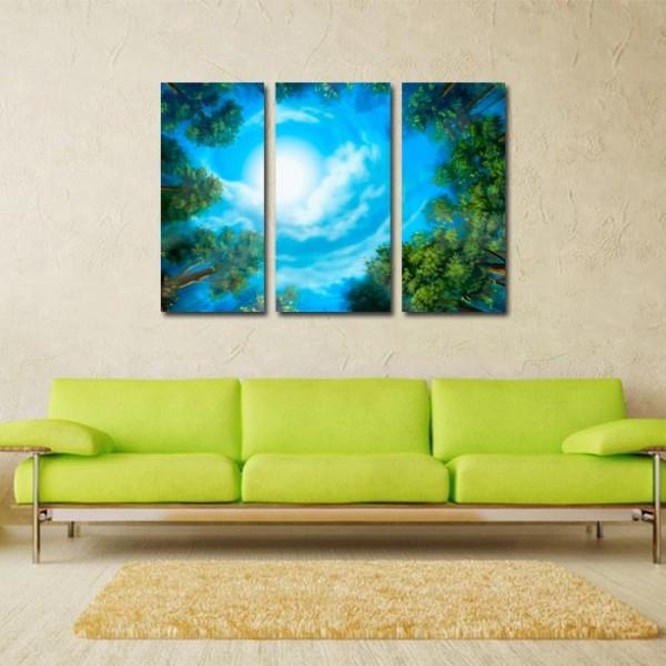 Tablou Canvas | Blue Forest