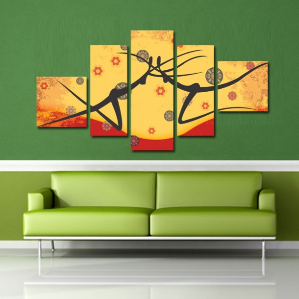 Tablouri Canvas | Abstract Figures