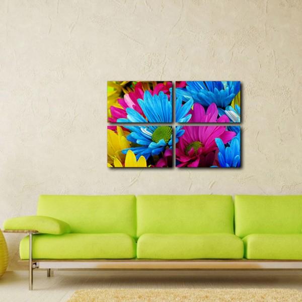 Tablou Decorativ | Flori Colorate