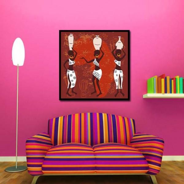 Tablou Canvas  | Motive Africane