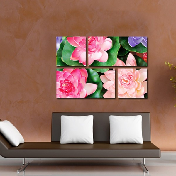 Tablou Canvas | Pink Lotus Flower