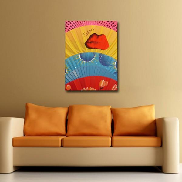Tablou Decorativ | Buze PopArt