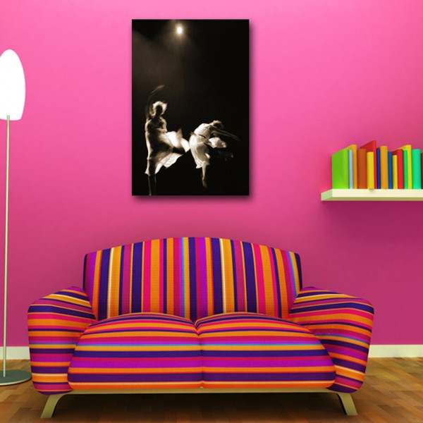 Tablou Decorativ | Danse la vie!