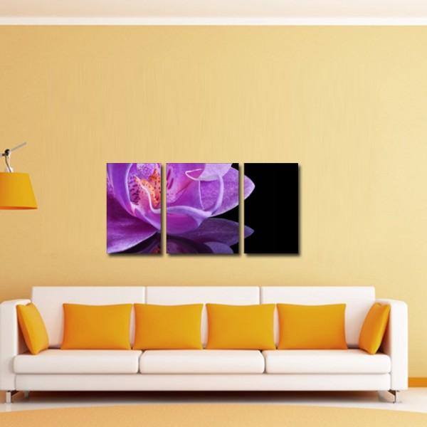 Tablou Decorativ | Orhidee  Vilolet