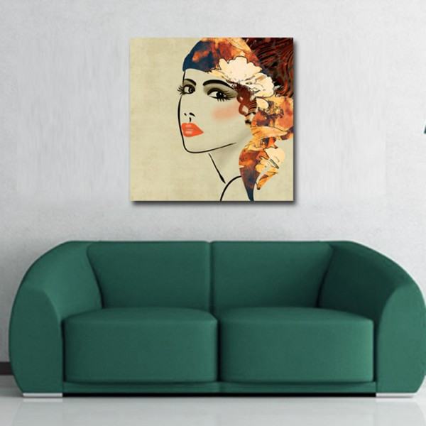 Tablou Decorativ | Portret de Femeie