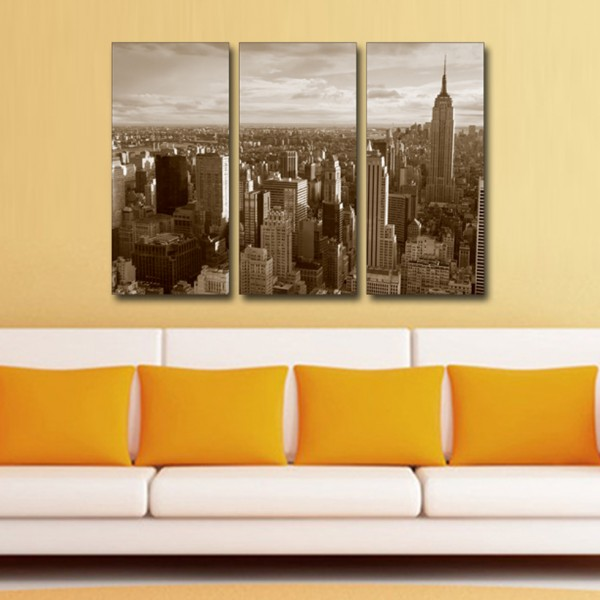 Tablou Decorativ | Manhattan Sepia