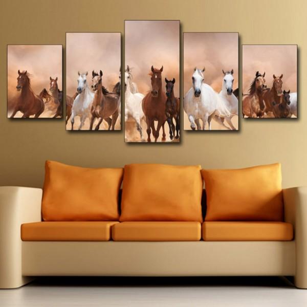 Tablou Canvas | Herghelie de cai