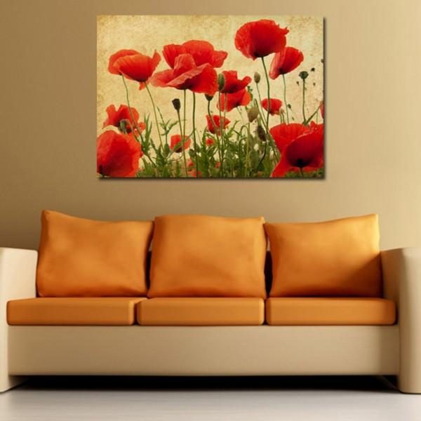 Tablou Canvas | Flori de Camp