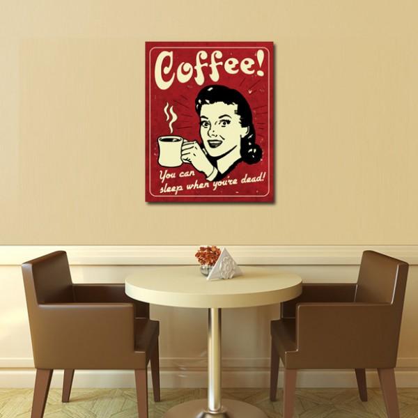 Tablou Canvas | Coffee!