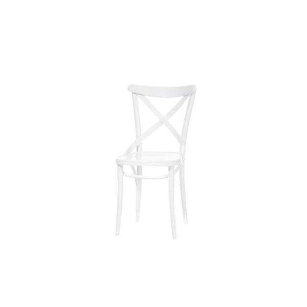 Scaun din lemn de fag 150 White
