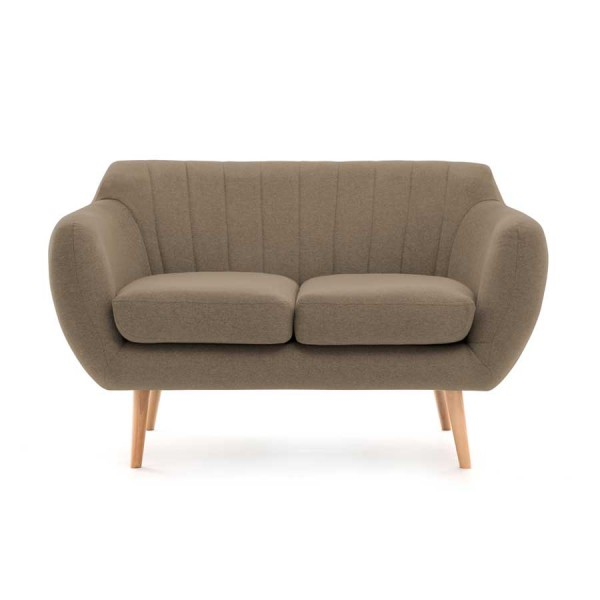 Canapea Fixa 3 locuri Kennet Beige