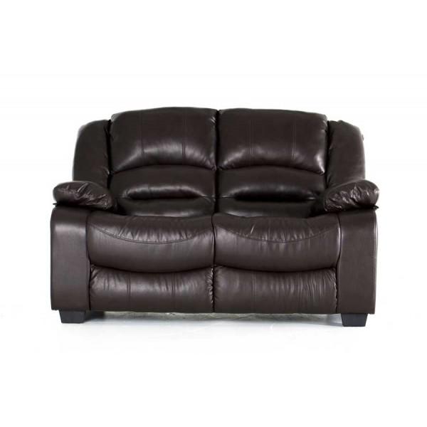 Canapea 2 locuri Barletto Brown