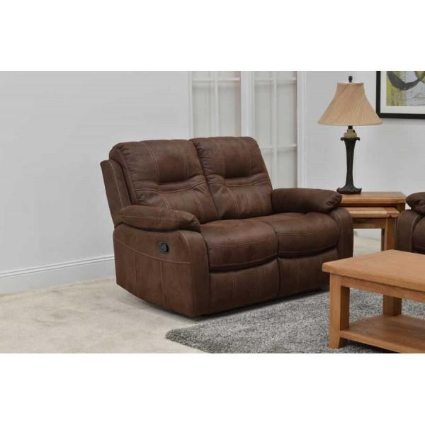 Canapea 2 locuri Corelli Brown