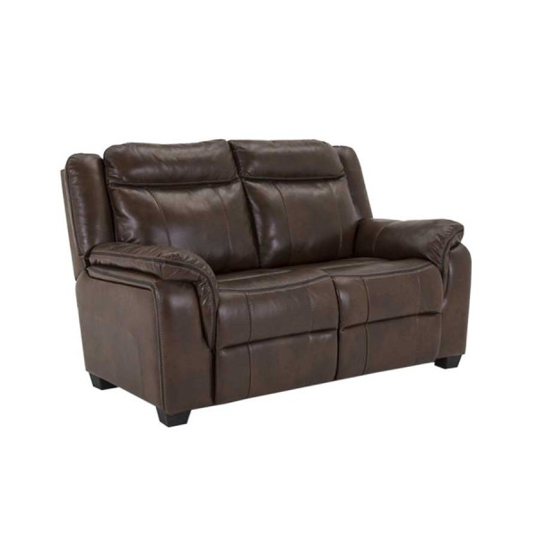 Canapea fixa 2 locuri Houston Brown