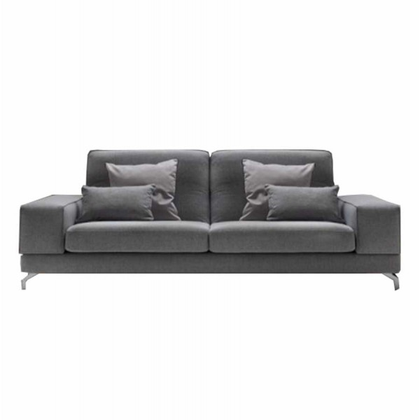 Canapea 3 locuri Johnson Grey
