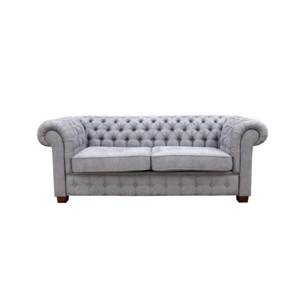 Canapea 3 locuri extensibila Chesterfield