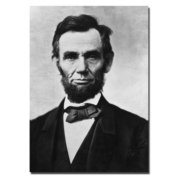 Tablou Decorativ | Abraham Lincoln