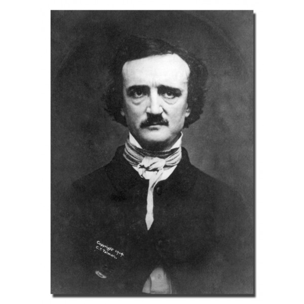 Tablou Decorativ | Edgar Allan Poe
