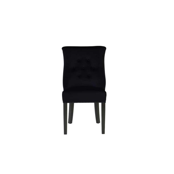 Scaun din lemn tapitat Minney