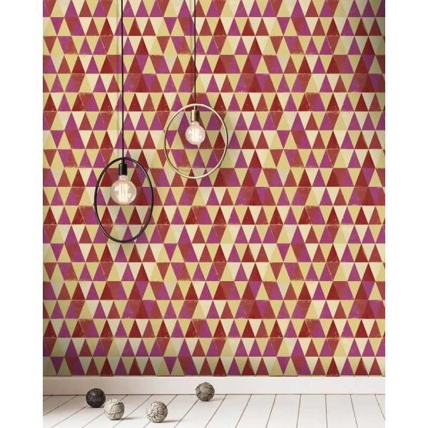 Set 3 role Tapet Imprimat Digital Circus Pattern I